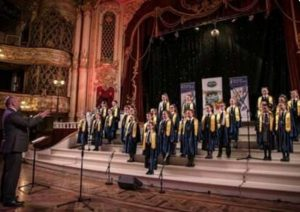 Choir of the Year at Blackpool Tower