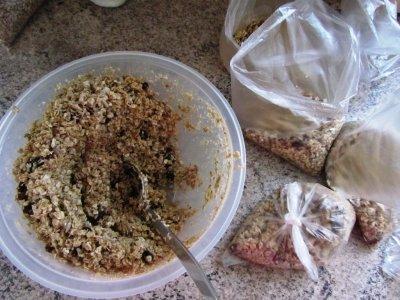 Recipe for Wild Bird Cake