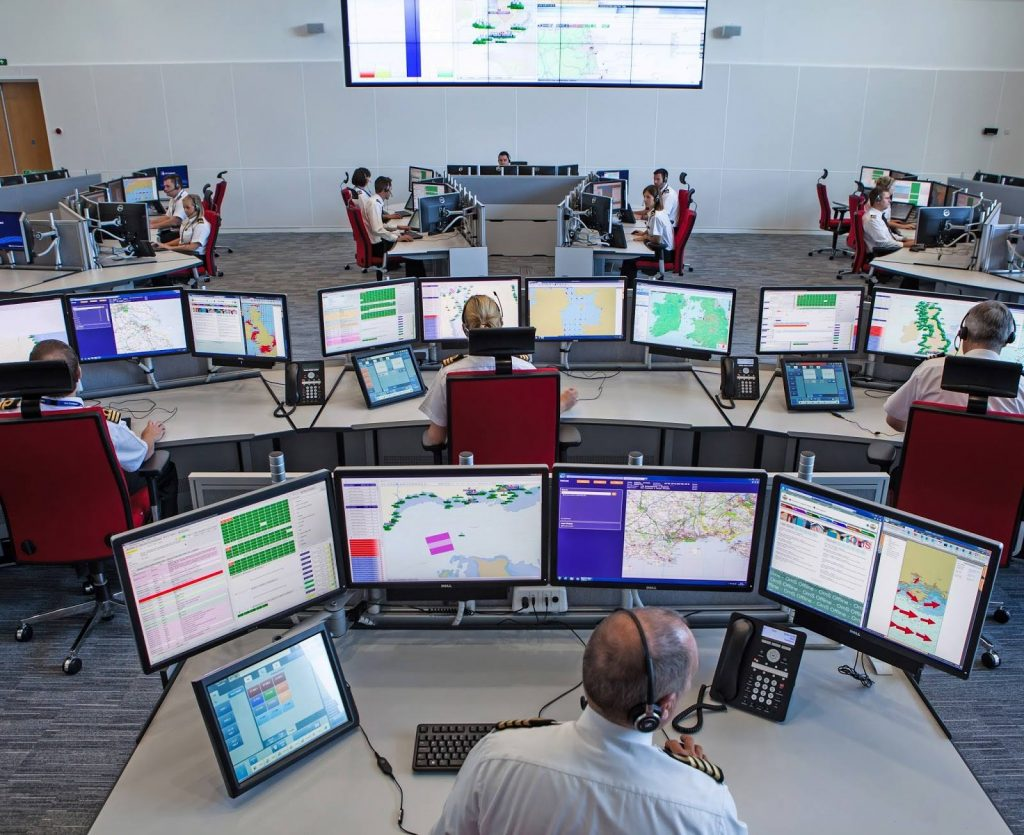 HM Coastguard Control Centre