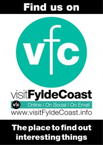 We're on Visit Fylde Coast