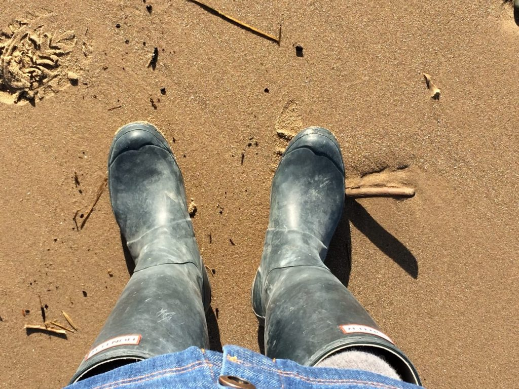Pull your wellingtons on and get involved with Coast Watchers