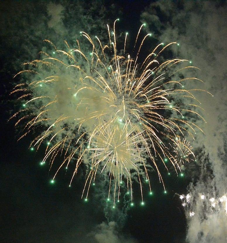 Fylde Coast Fireworks and Bonfires
