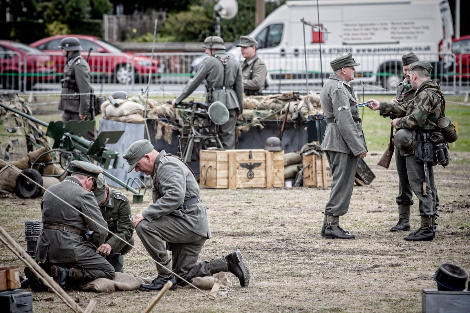 Lytham 1940's Wartime Weekend