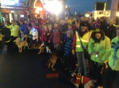 Fundraising for Guide Dogs