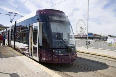 Blackpool Tram information