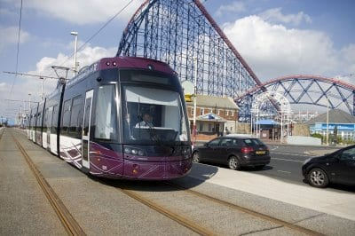 Blackpool Transport Tram