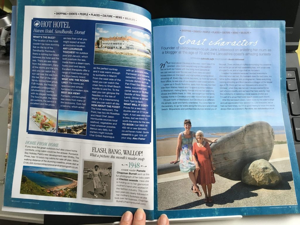 In the news with Coast Magazine, June 2016