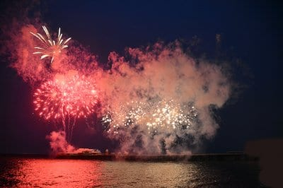 Blackpool World Fireworks Championships 2019