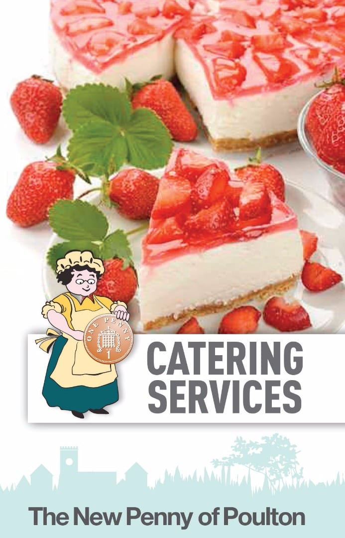 Outside Catering Services from the New Penny
