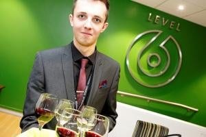 Level 6 Restaurant at Blackpool and the Fylde College