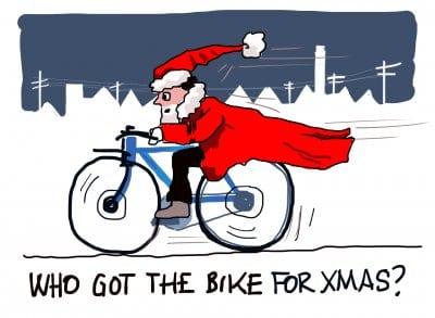 Bike Thiefs and Cold Beaches