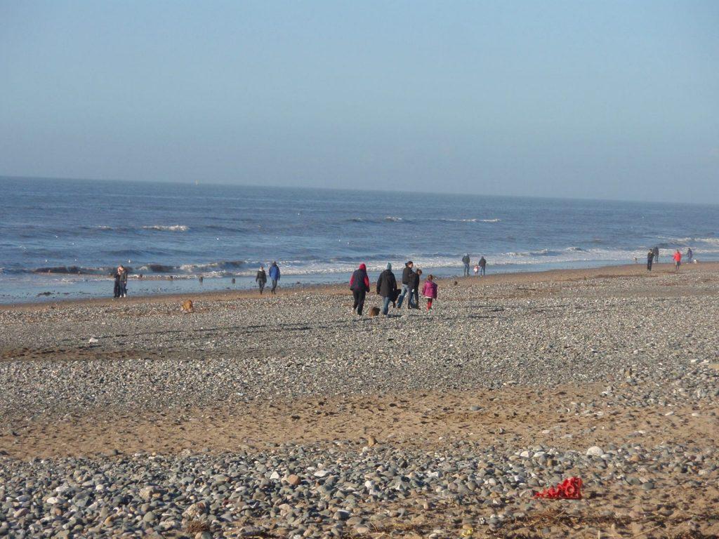 Walking the Fylde Coast