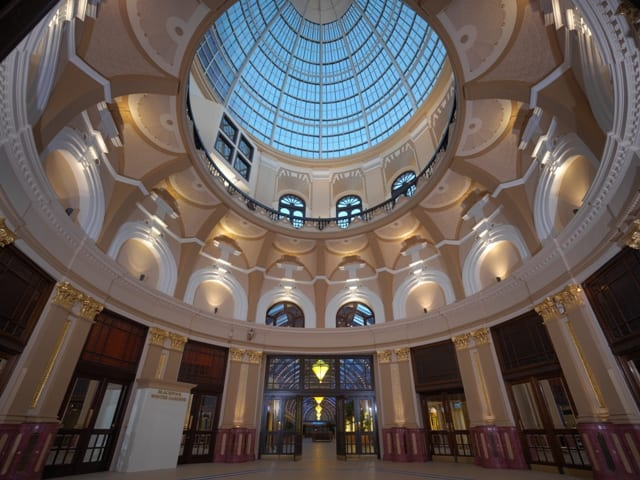 Blackpool Winter Gardens Guided Tour