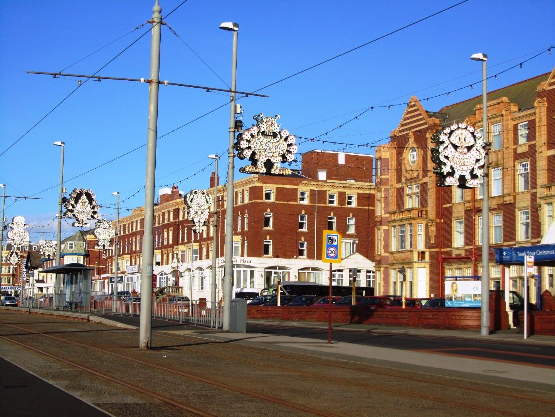Blackpool north promenade hotels