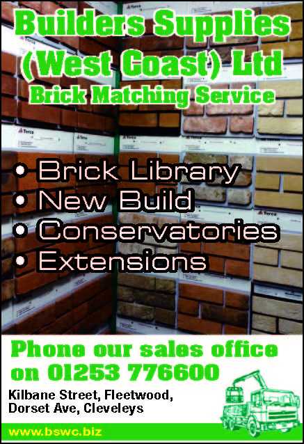 Brick matching service from Builders Supplies