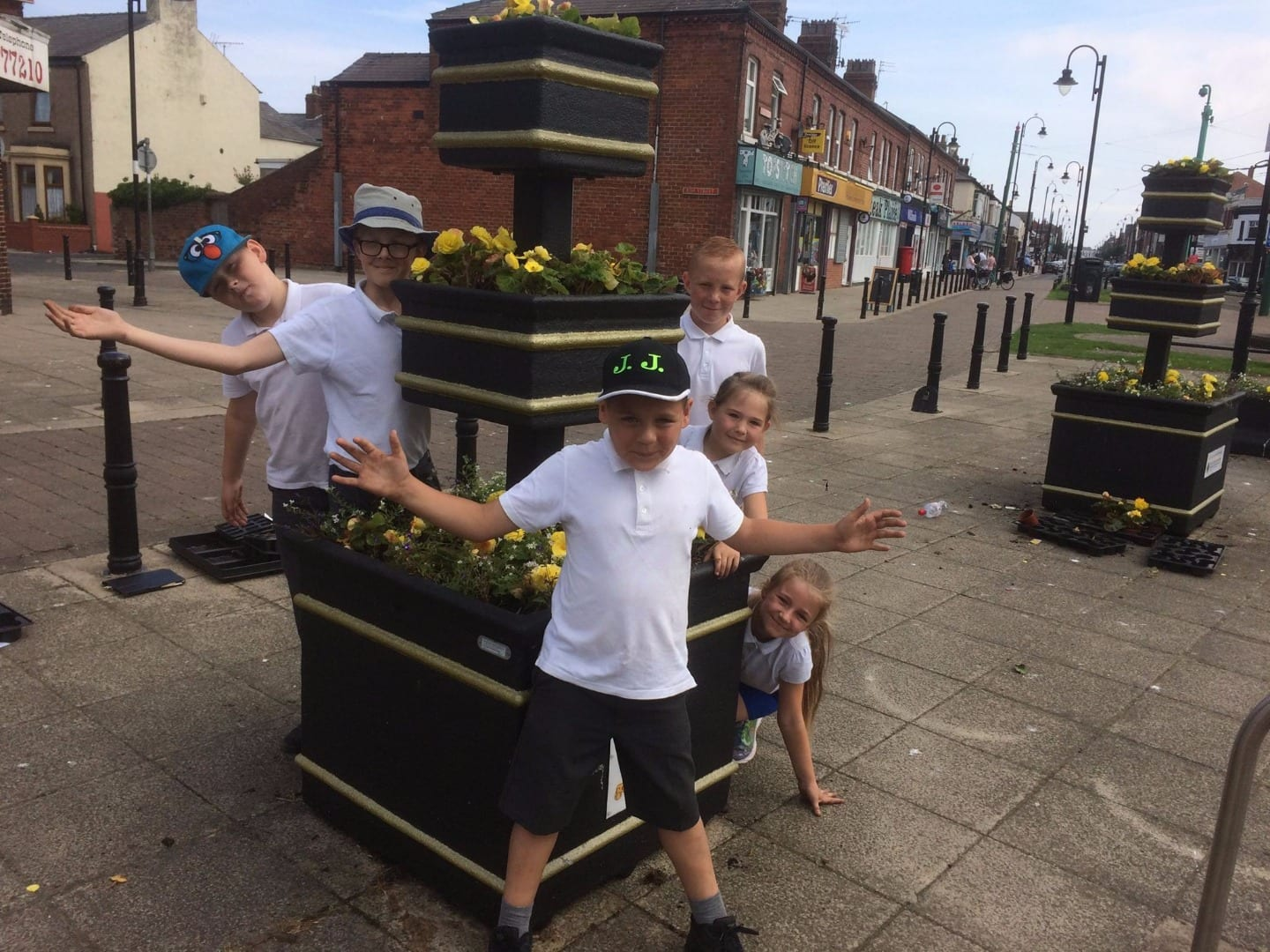 Fleetwood in Bloom 2017