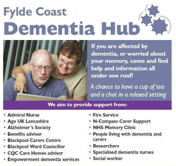 Fylde Coast Dementia Hub meetings