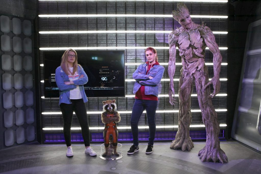 Meet Marvel characters from Avengers Infinity War at Madame Tussauds Blackpool