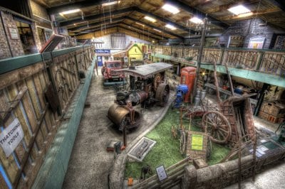 Fylde Country Life Museum at Farmer Parr's Fleetwood