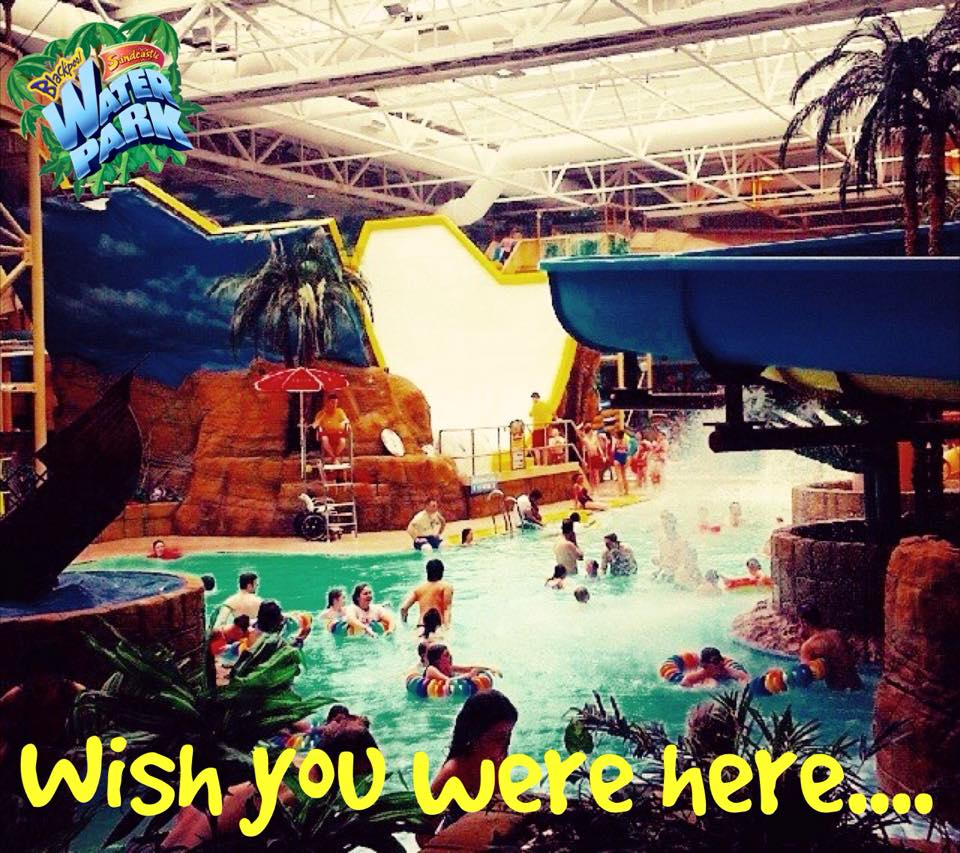 Blackpool Sandcastle Waterpark