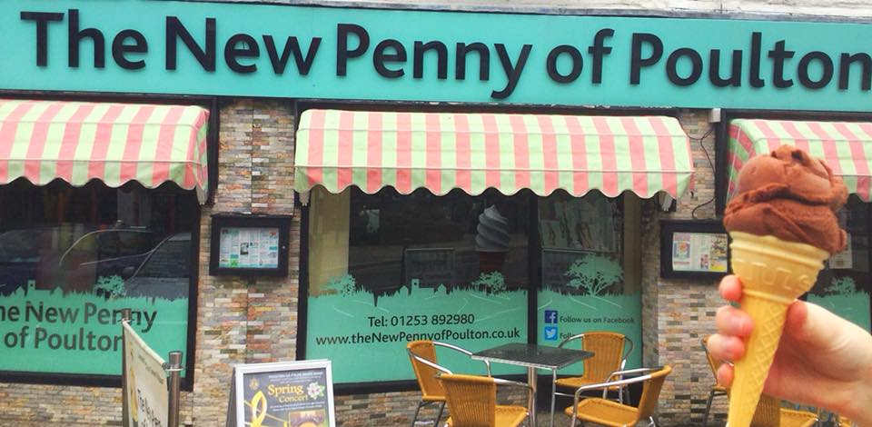Chocolate Sorbet from New Penny Poulton