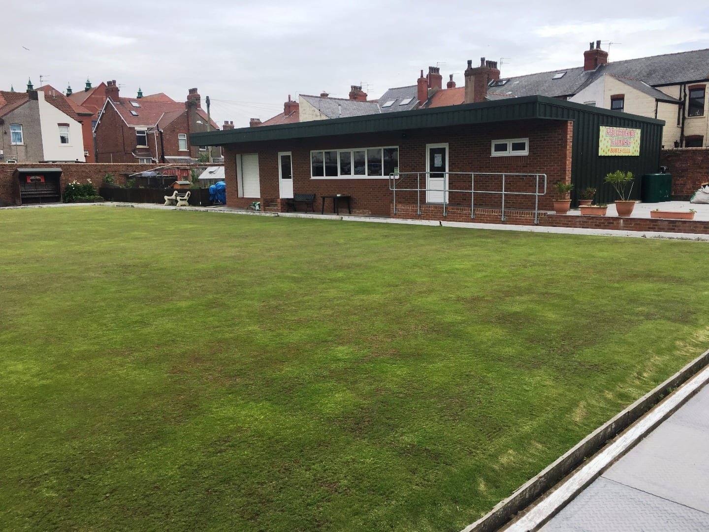 Strawberry Gardens Bowling Greens