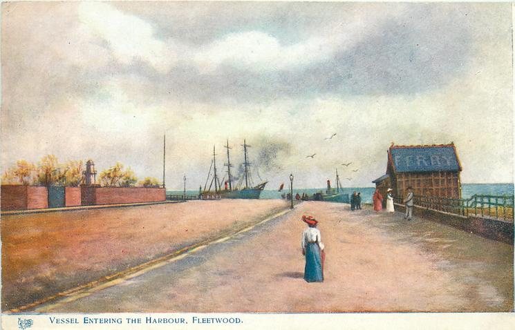 You're invited to Nostalgia Night - Unseen Pictures of Fleetwood - hosted by Fleetwood Museum.