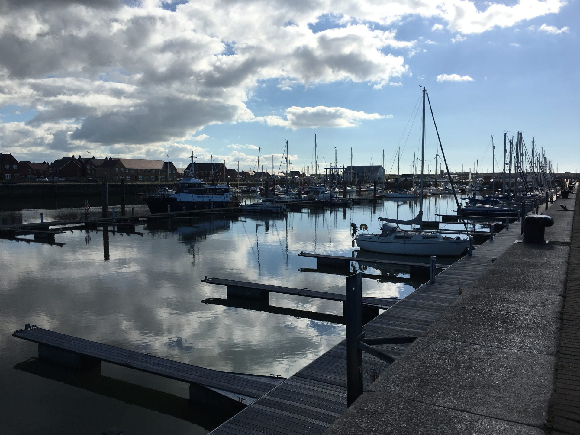 Marina at Affinity Lancashire, formerly Freeport Fleetwood