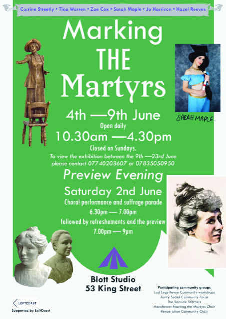 Marking the Martyrs Exhibition - Preview Evening