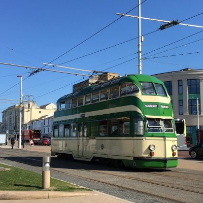 2019 with Blackpool Heritage Tram Tours