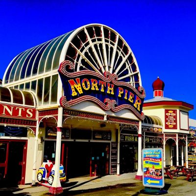 Live Shows at Blackpool North Pier in 2019