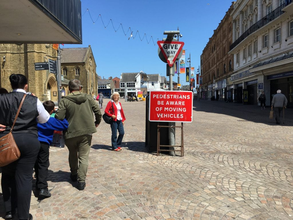 Busman's Holiday to Blackpool with Chrissie Blogger