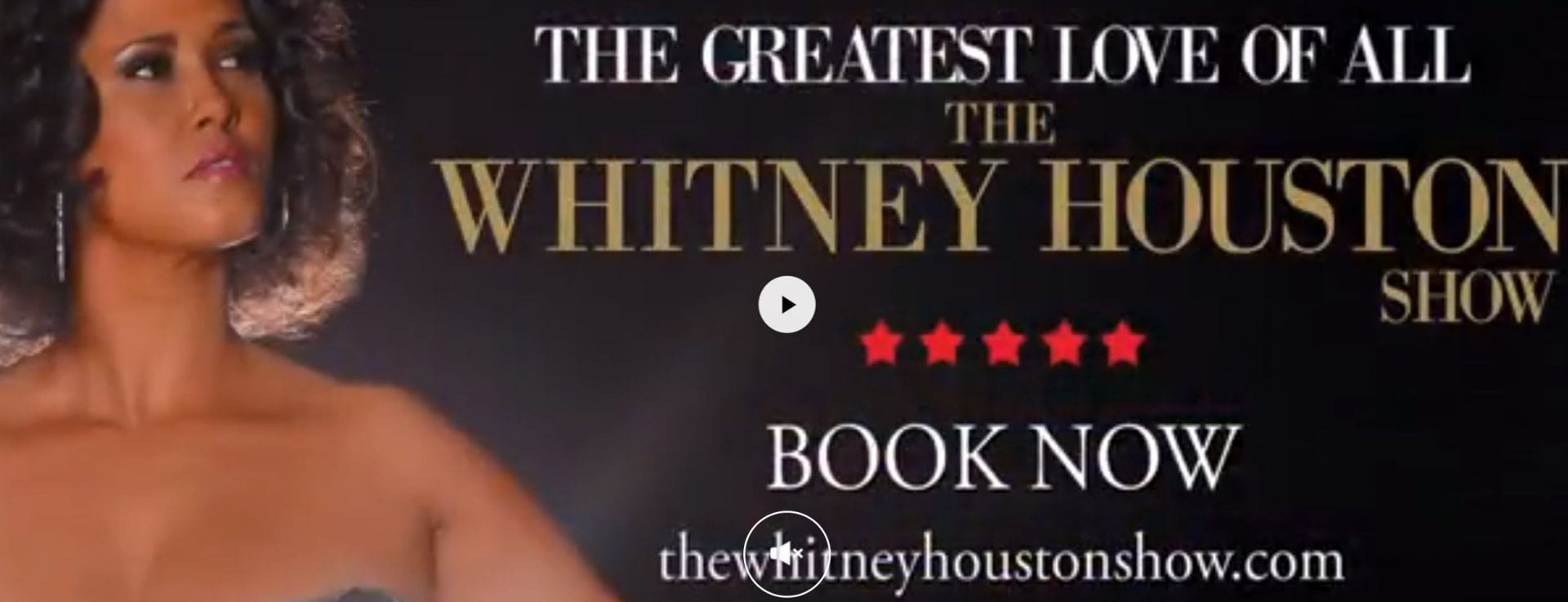The Whitney Houston Show Whats On With Visit Fylde Coast