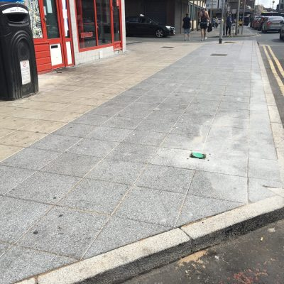 Improving Deansgate