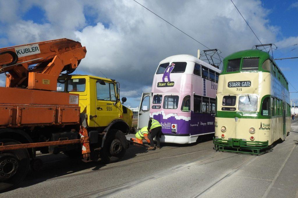 Music Run and Tram Celebrations