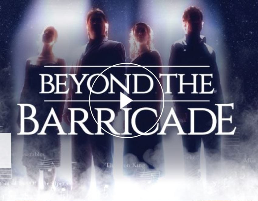 Beyond the Barricade at Blackpool Grand Theatre