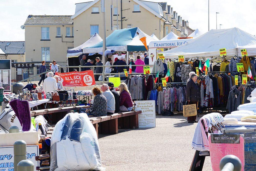 Cleveleys market