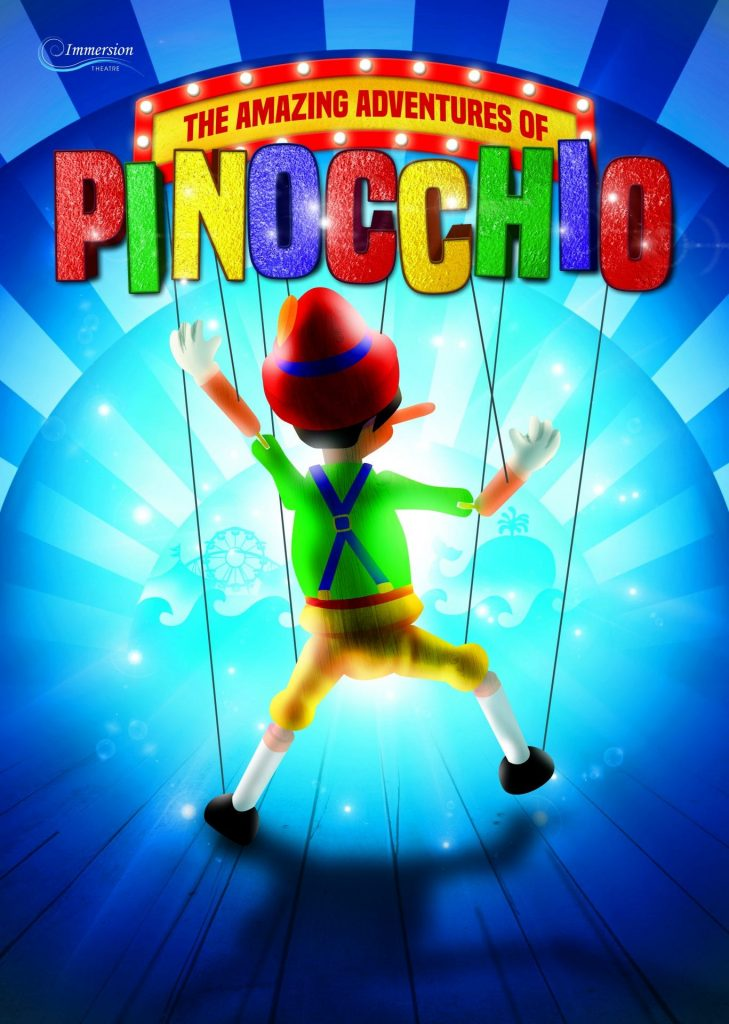 The Amazing Adventures of Pinocchio at Blackpool Winter Gardens