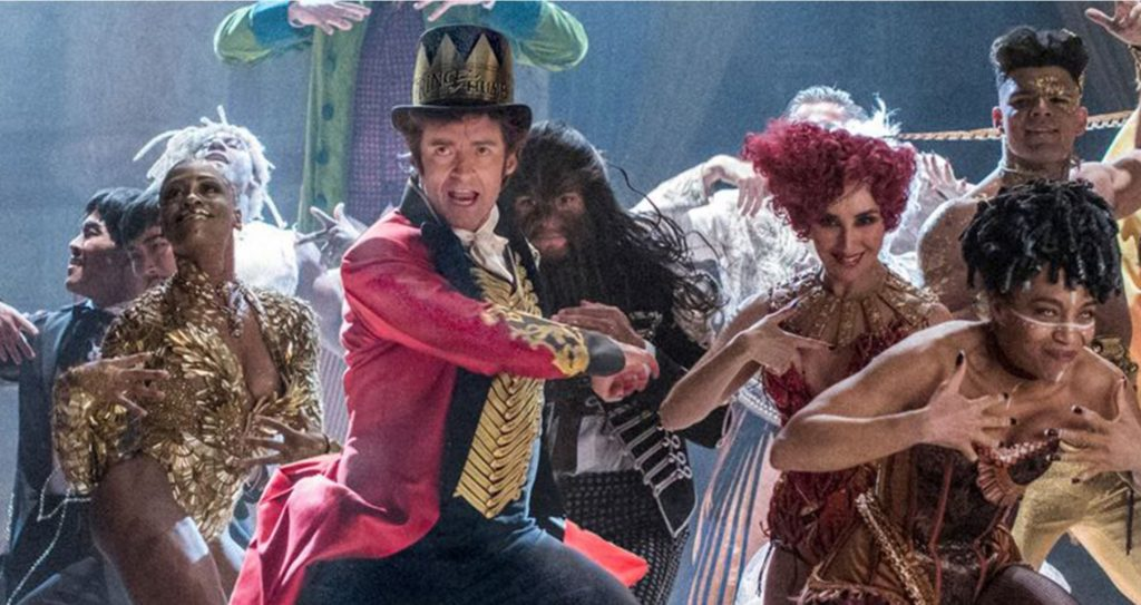 Sing-a-long-a The Greatest Showman at Blackpool Grand Theatre