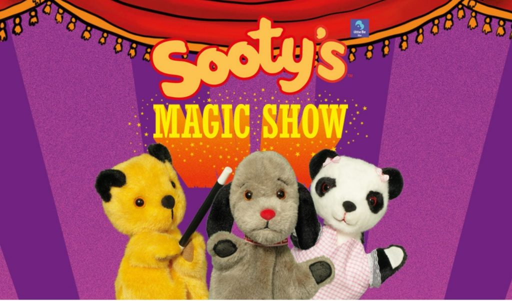 The Sooty Show With Richard Cadell at Blackpool Grand