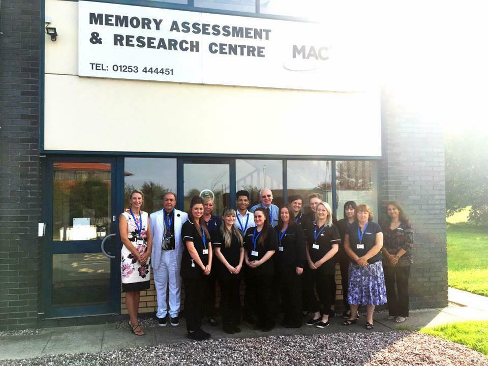 MAC Memory Assessment and Research Centre, Blackpool