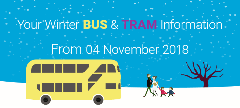Blackpool Transport Winter Timetable Changes November 2018