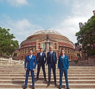 Collabro - Road to the Albert Hall - at Blackpool Winter Gardens
