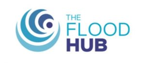 Flood Hub Website, providing advice about flooding