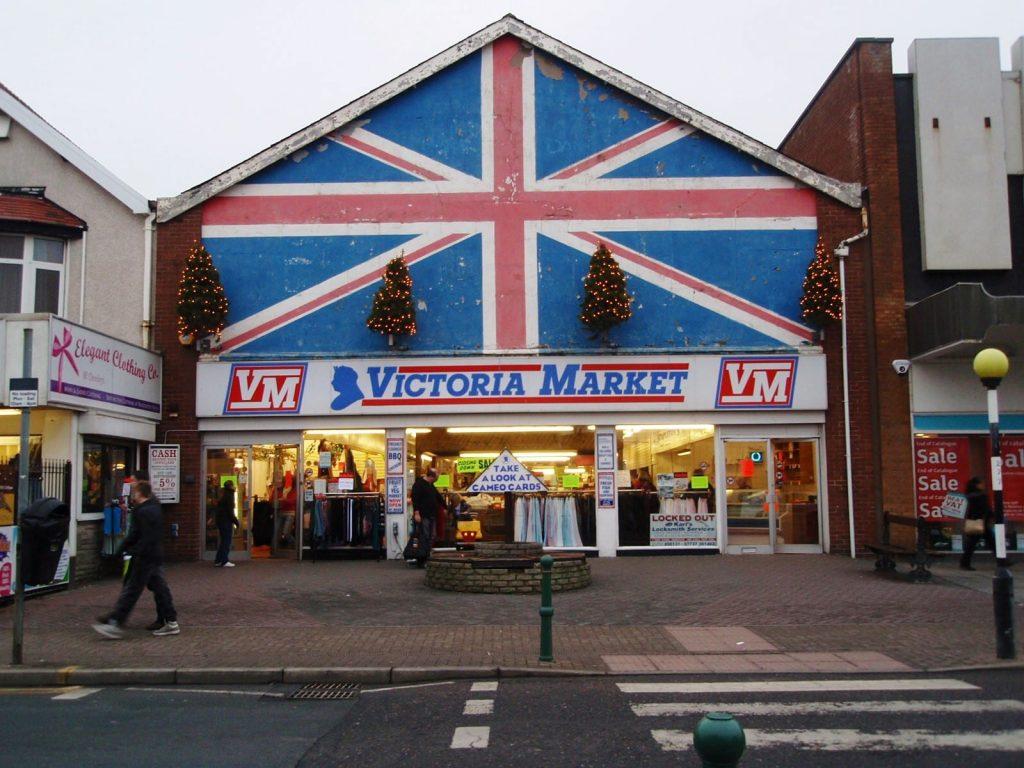 Victoria Market at Cleveleys