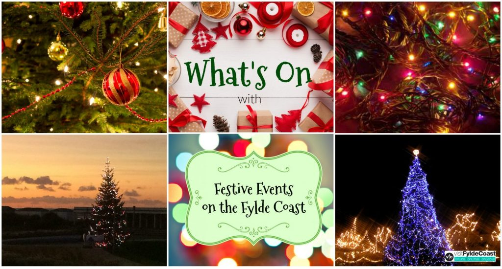 The Christmas Switch.Fylde Coast Christmas Switch On Events Visit Visit Fylde Coast