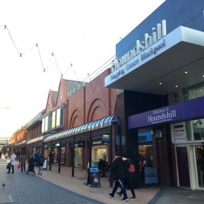 Blackpool Town Centre