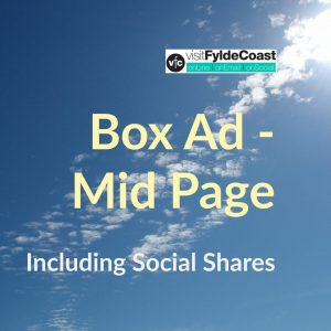 Box Advert - Mid Page - with Visit Fylde Coast