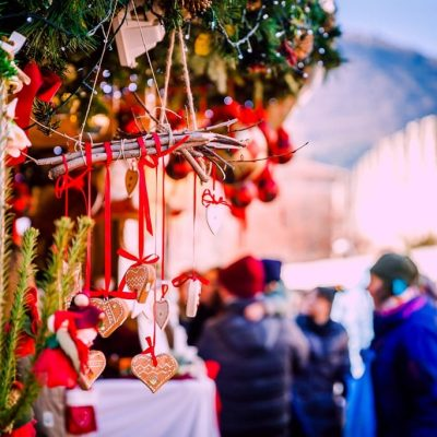 Enjoy the Christmas Markets with Blackpool Transport