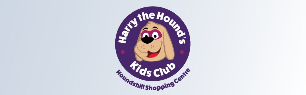 Harry the Hound Kids Club at Houndshill Shopping Centre Blackpool